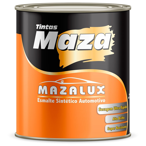 Tinta MazaLux Alumínio Opales para Rodas 3,6 Litros
