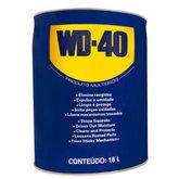 Lubrificante Líquido Multiuso 18 Litros - WD-40-19020