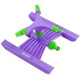 Irrigador Rotativo Plástico 3 Jatos