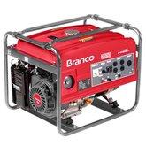 Gerador de Energia à Gasolina B4T-5000 L 4,0kVA Monofásico 110/220V Partida Manual