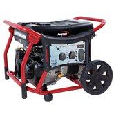 Gerador de Energia à Gasolina 6,3 kVA 110/220V Partida Elétrica e Manual