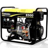 Gerador de Energia 6500 á Diesel Monofásico Bivolt