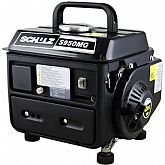 Gerador de Energia Portátil à Gasolina 2T Partida Manual 0,95 Kva  - SCHULZ-S950MG