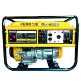 Gerador de Energia à Gasolina 4T 3,8 Kva Bivolt Partida Manual - FERRARI-GG-4000