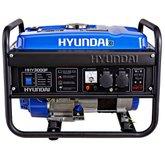Gerador de Energia à Gasolina Monofásico Partida Manual Bivolt 2.8Kva - HYUNDAI-HHY3000F