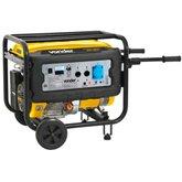 Gerador de Energia à Gasolina 4T 6,0kVA Partida Manual Bivolt