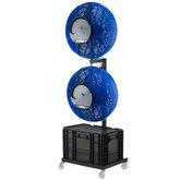 Pulverizador de Torre 70 Litros 110V Azul