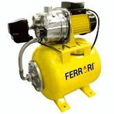 Sistema Pressurizador Auto Aspirante Acquapress 38ST 1/2CV com Tanque 19L  - FERRARI-AAB106004