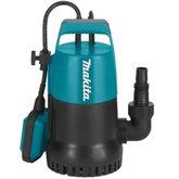 Bomba Submersível Elétrica 110V 400W para Água Suja
