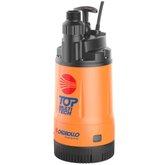Motobomba Submersível Pressurizadora 3/4 CV Monofásico 110V
