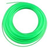 Fio de Nylon Verde Redondo 1,65mm 15 Metros - VULCAN-080238