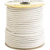 Corda Multifilamento Trançada 12 mm  x 111 m  Branca
