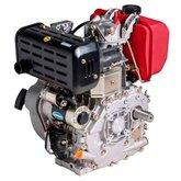 Motor à Diesel GBD-13.0 R 13CV 456CC com Redução e Partida Elétrica