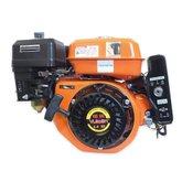 Motor Estacionário à Gasolina 4T 196CC 6,5HP Partida Elétrica VME200