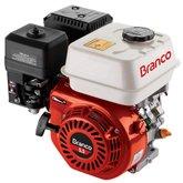 Motor à Gasolina 5,5CV 4T Partida Manual B4T-5.5H - BRANCO-90500262