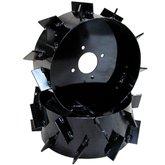 Conjunto de Rodas de Ferro Aro 8 Pol. para Motocultivadores - MAQUINAFORT-564