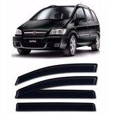 Calha de Chuva 4 Portas Chevrolet Zafira 2001 até 2012