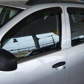 Calha de Chuva para Palio 4 Portas 2012  - TG POLI-24018