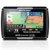 GPS Tracker para Moto 4.3 Pol. à Prova Dágua - MULTILASER-GP040