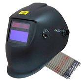 Máscara para Solda Esab A20 com Sensor de Escurecimento + Eletrodo Titanium 6013 de 2,5mm 1Kg