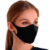 Máscara de Tecido Antiviral Preto Adulto