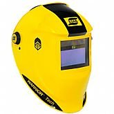 Máscara de Solda Automática Warrior Tech Amarela