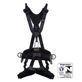 Cinturão Paraquedista / Abdominal Regulagem Total e 07 Pontos de Conexão