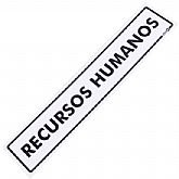 Placa Sinalizadora para Recursos Humanos