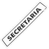 Placa Sinalizadora para Secretaria