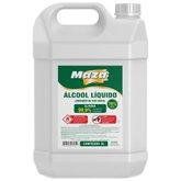 Álcool Liquido Higienizador 70% 5 Litros