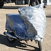 Capa para Motos sem Forro Tamanho P - CARRHEL-006345-7