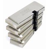 Cossinete Universal 1/4-3/8 Pol. BSPT para Rosqueadeira Elétrica