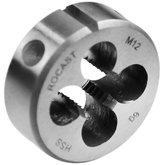 Cossinete Manual HSS M M12 x 1,75