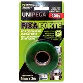 Fita Dupla Face Fixa Forte  9mm x 2m