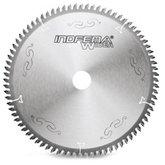 Disco de Serra Circular HW Baixo Ruído 250 x 30mm 80 Dentes - INDFEMA-8125.01