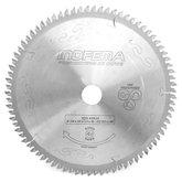 Disco de Serra Circular HW Baixo Ruído 250 x 30mm 80 Dentes tipo ED 40º - INDFEMA-8125.04