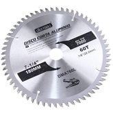 Disco de Serra para Cortar Alumínio de 7.1/4 Pol.  - UYUSTOOLS-DMA760L