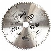 Disco de Serra Circular para Alumínio 250mm x 30mm x 80 Dentes - FREUD-LP80M-001P