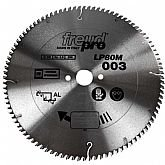 Disco de Serra Circular para Alumínio 300mm x 30mm x 96 Dentes - FREUD-LP80M-003P