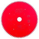 Disco de Serra Circular para Madeira 250mm x 2.8mm x 80 Dentes - FREUD-LP67M002P