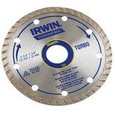 Disco Diamantado Turbo de 110 x 20mm - IRWIN-13893