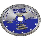 Disco Diamantado Turbo de 180mm x 25,4mm - IRWIN-8951