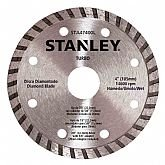 Disco Diamantado Turbo 4 Pol. - STANLEY-STA47400B