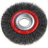 Escova Circular em Aço Carbono de 6x3/4 Pol. - LOYAL-04401005
