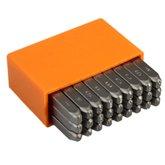 Jogo de Punções Alfabéticos 3mm - TRAMONTINA PRO-44480203