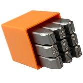 Jogo de Punções Numéricos 10mm - TRAMONTINA PRO-44482210