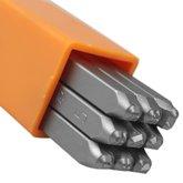 Jogo de Punções Numéricos 3mm - TRAMONTINA PRO-44482203