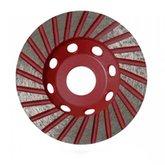 Disco de Desbaste Diamantado 180mm para Concreto - HESSEN-27840