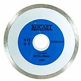 Disco Diamantado Combat 110 x 20mm Liso - ROCAST-34,0014
