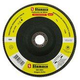 Disco Flap de 180mm com Grão 80 para Construção - STAMACO-7104